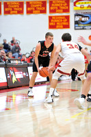 Fort Loramie at New Bremen boys basketball Dec. 15